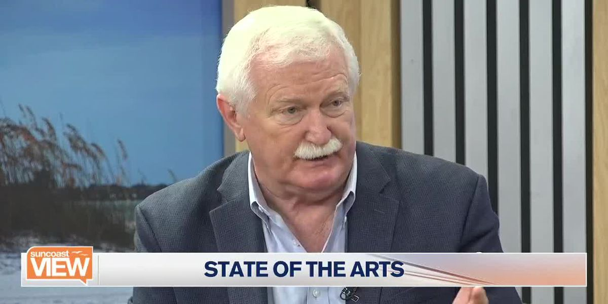 Jim Shirley Updates Us on Funding for the Arts on the Suncoast   Suncoast View