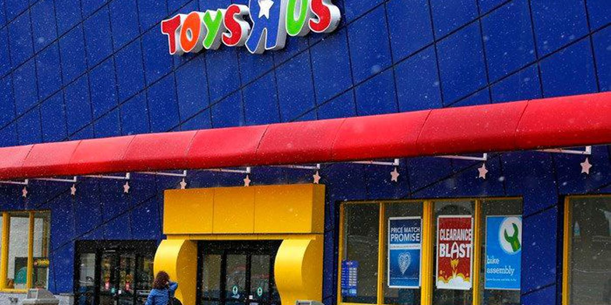 Toys R US closing its stores