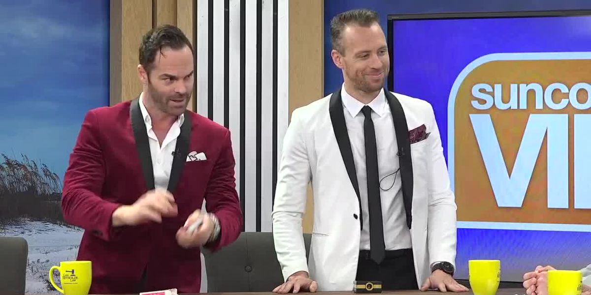 The Naked Magicians | Suncoast View