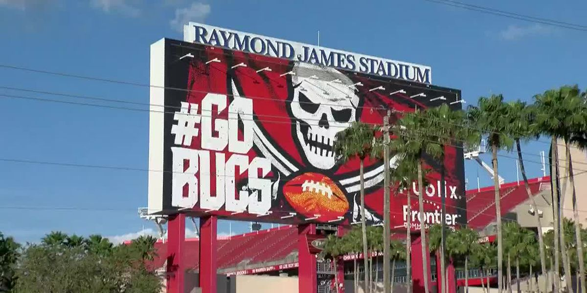 2 workers injured in gas explosion at Buccaneers stadium in Tampa