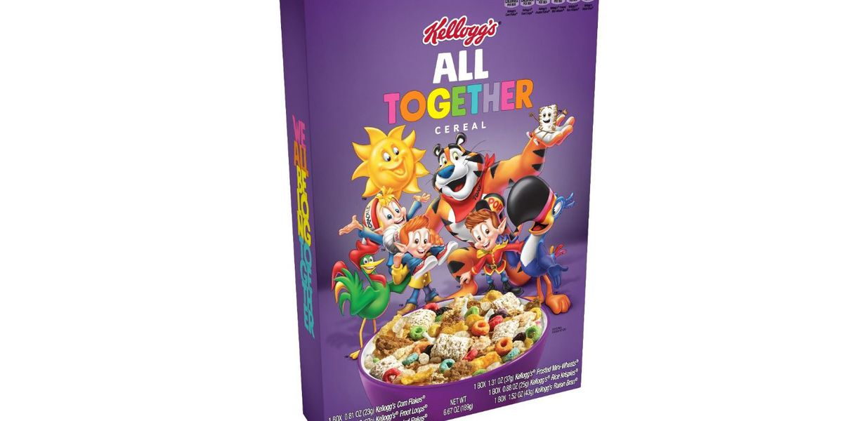 Kellogg's brings mascots together to support LGBTQ anti-bullying campaign