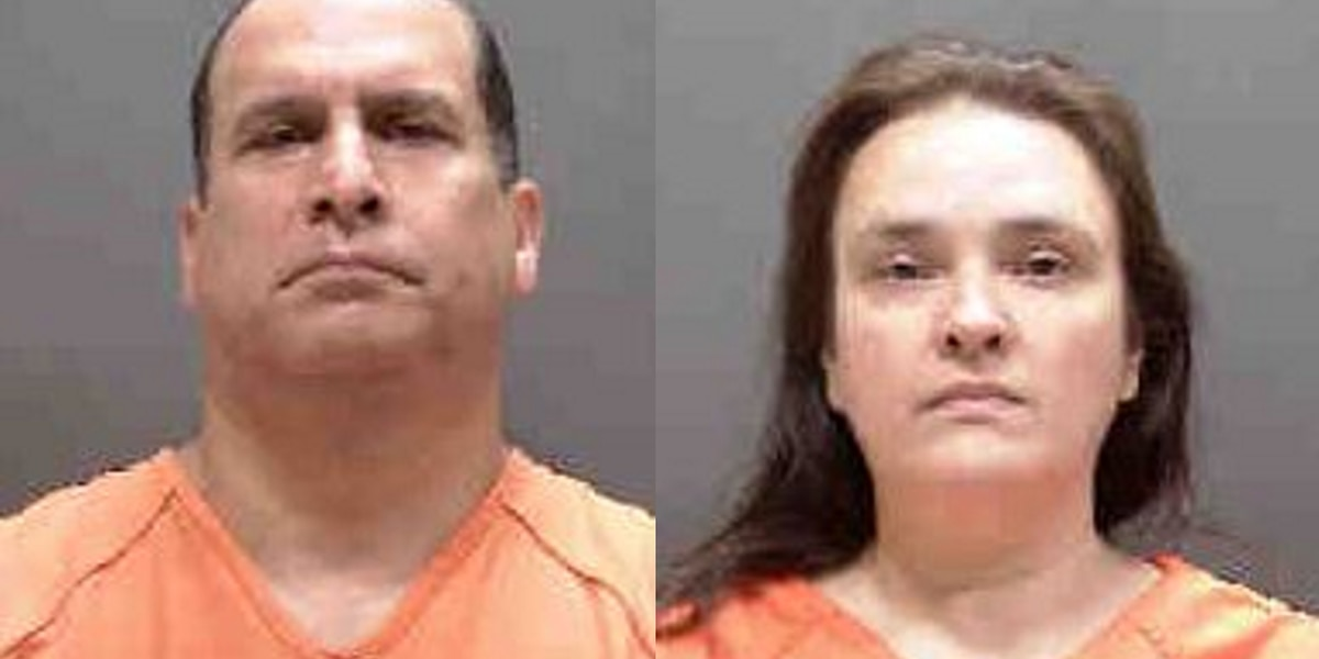 Police: Couple accused of running dental practice out of their garage