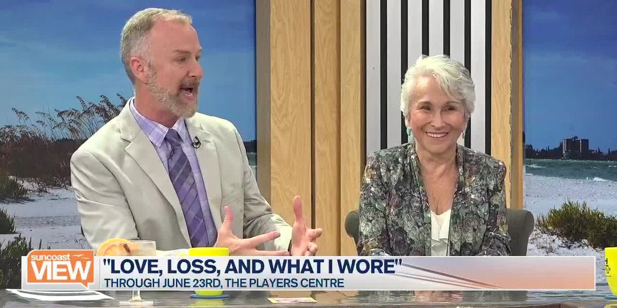 """Meet the Team Behind Players Centre's Funny and Touching """"Love, Loss, and What I Wore""""   Suncoast View"""