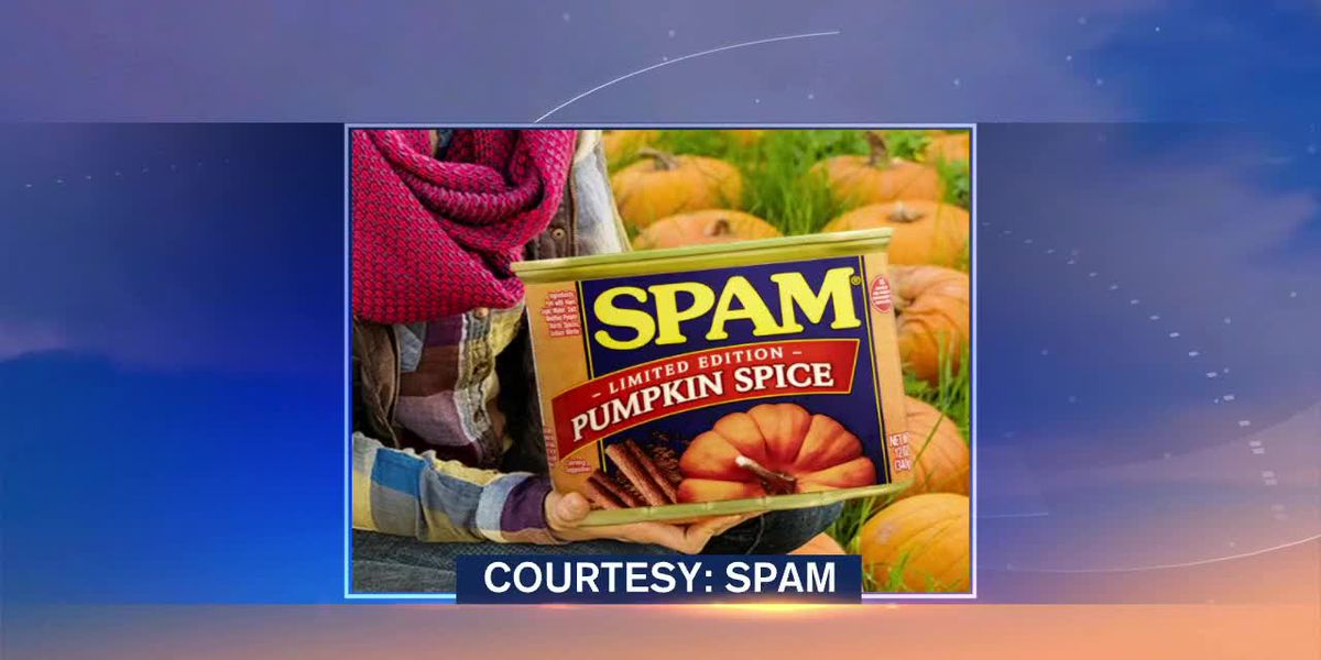 Pumpkin-Spiced-Flavored Spam?! It's Real, and Our Hosts Admit if They Would Try it | Suncoast View
