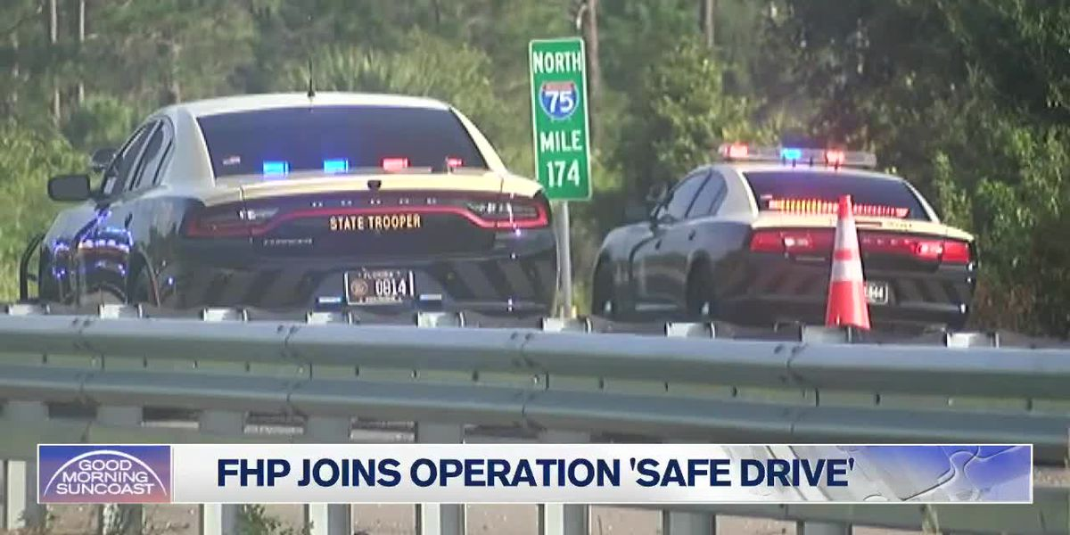 FHP Joins Operation Safe Drive: Truck Awareness on the Highway