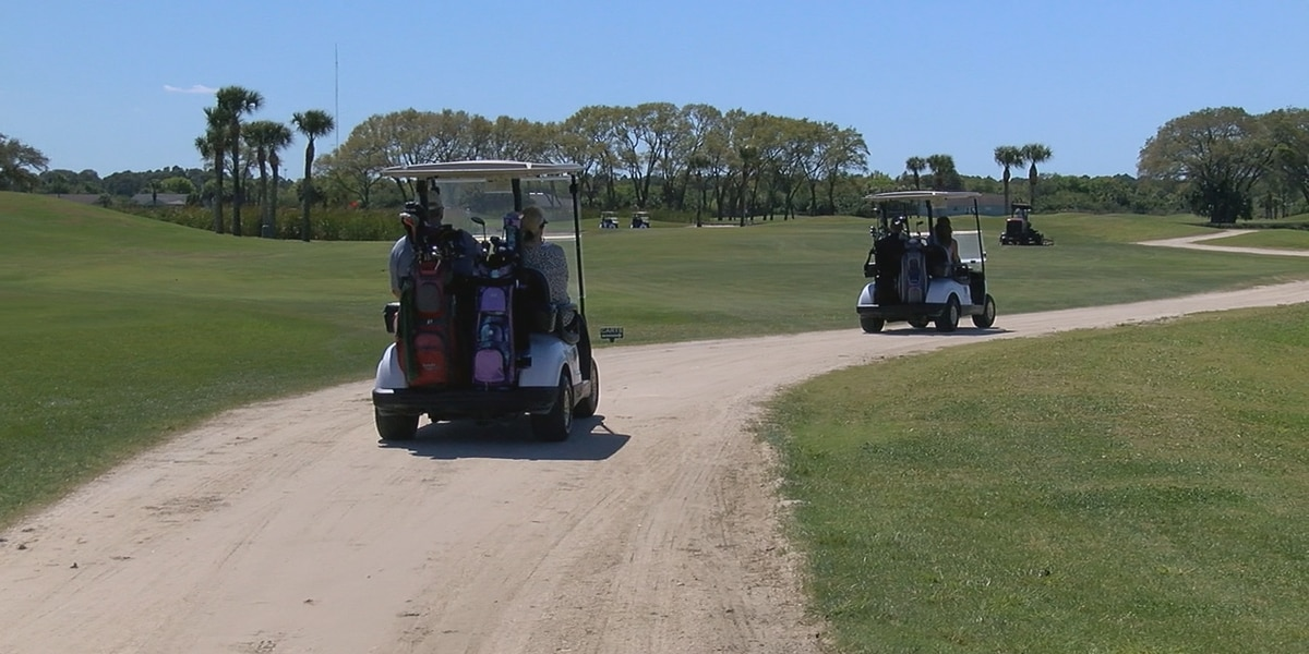 Police Searching for Thieves Who Stole 30 Golf Carts Since January From Suncoast Golf Course