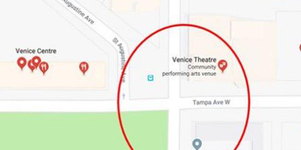 Gas leak in Venice at Tampa/Nokomis Ave repaired