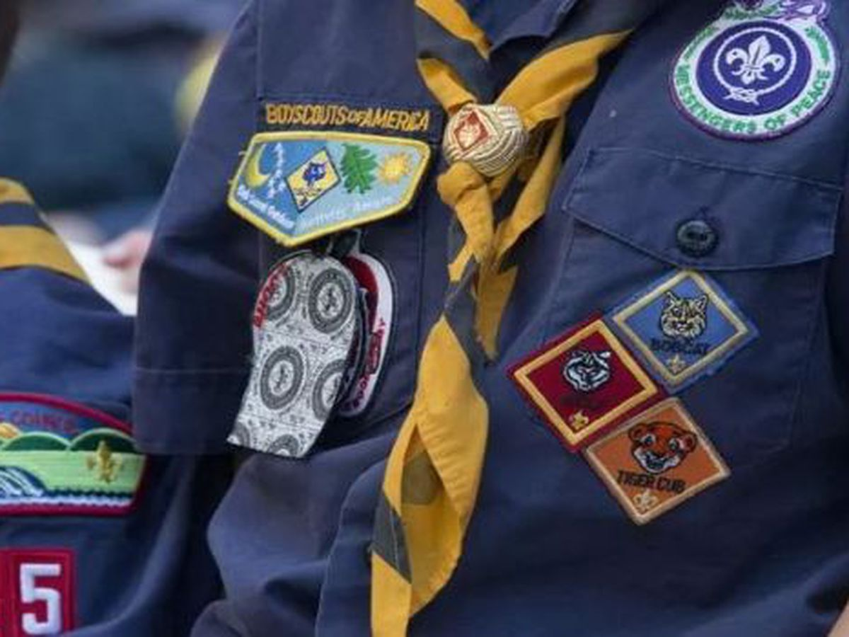 Venice boy scout troop set to collect nonperishable food items for the South County Food Bank
