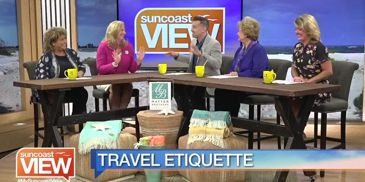Learn to be a Better Flier with Etiquette Tips for Travel! | Suncoast View