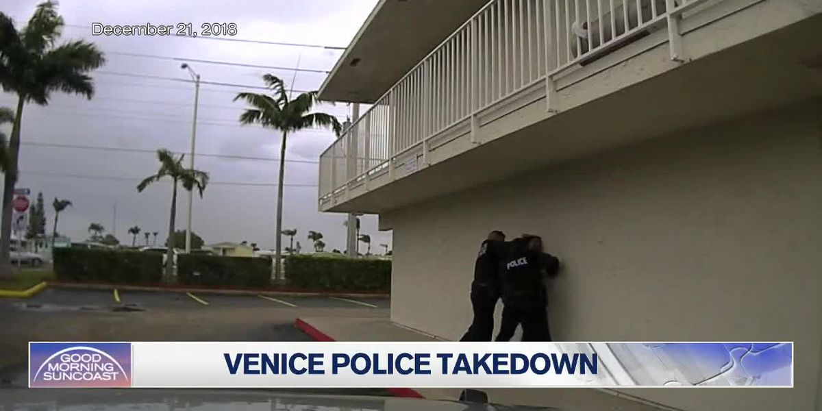 Venice Police Vindicated in Takedown Incident