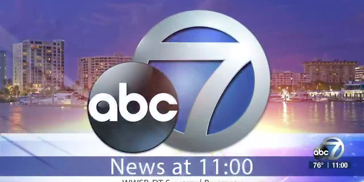 ABC 7 News at 11:00pm - Sunday May 24, 2020