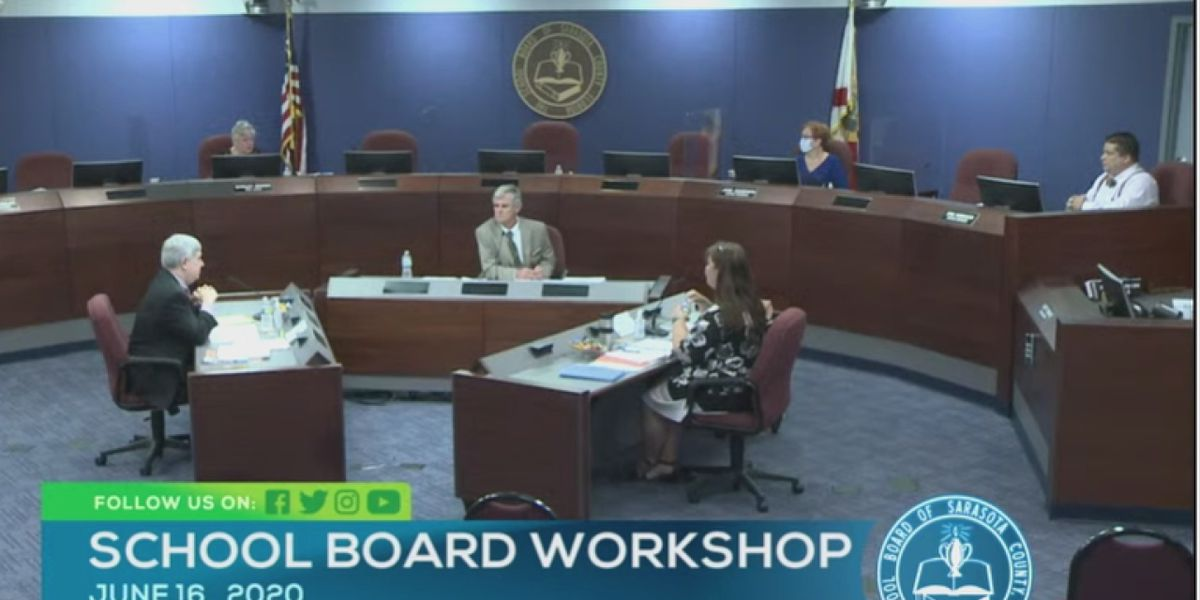 Sarasota County School Board to choose new superintendent by mid-July