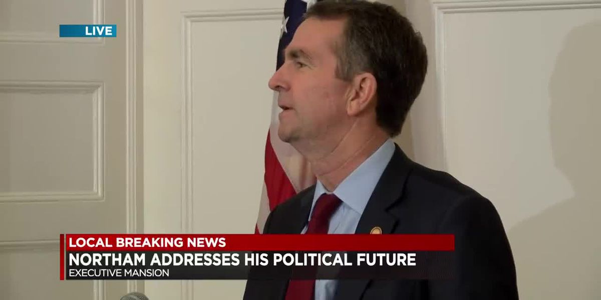 Gov. Northam says it's not him in racist photo, will not resign