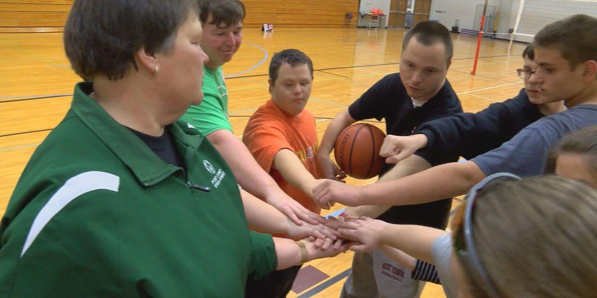 President Trump backs off Special Olympics budget cuts