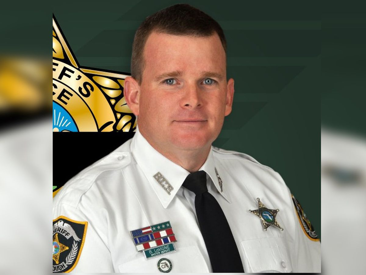 Funeral Services for Hillsborough County Deputy killed in crash held today
