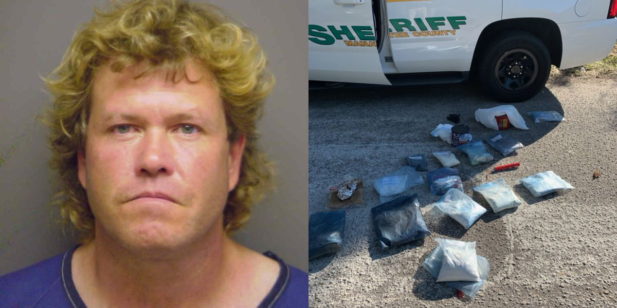 Deputies: Manatee County man had 2-3 pounds of homemade explosive