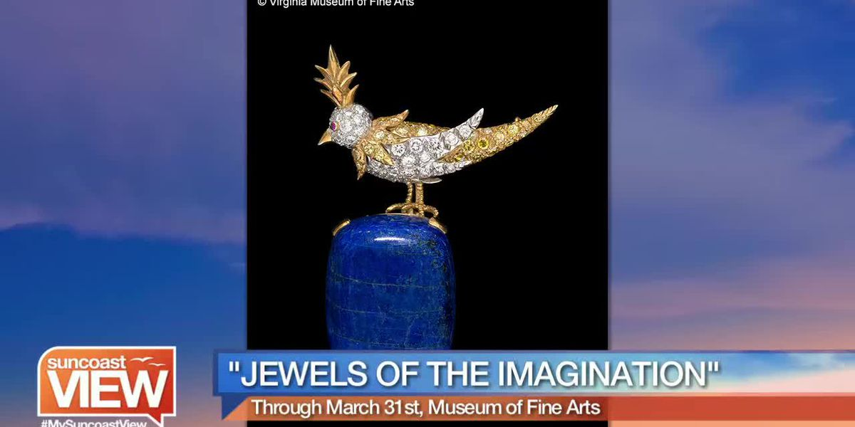 Inside the Stunning Jewelry Exhibits of Museum of Fine Arts in St. Pete | Suncoast View
