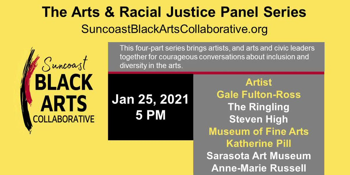 Museums And Black Arts Collabortive Talk Inclusion
