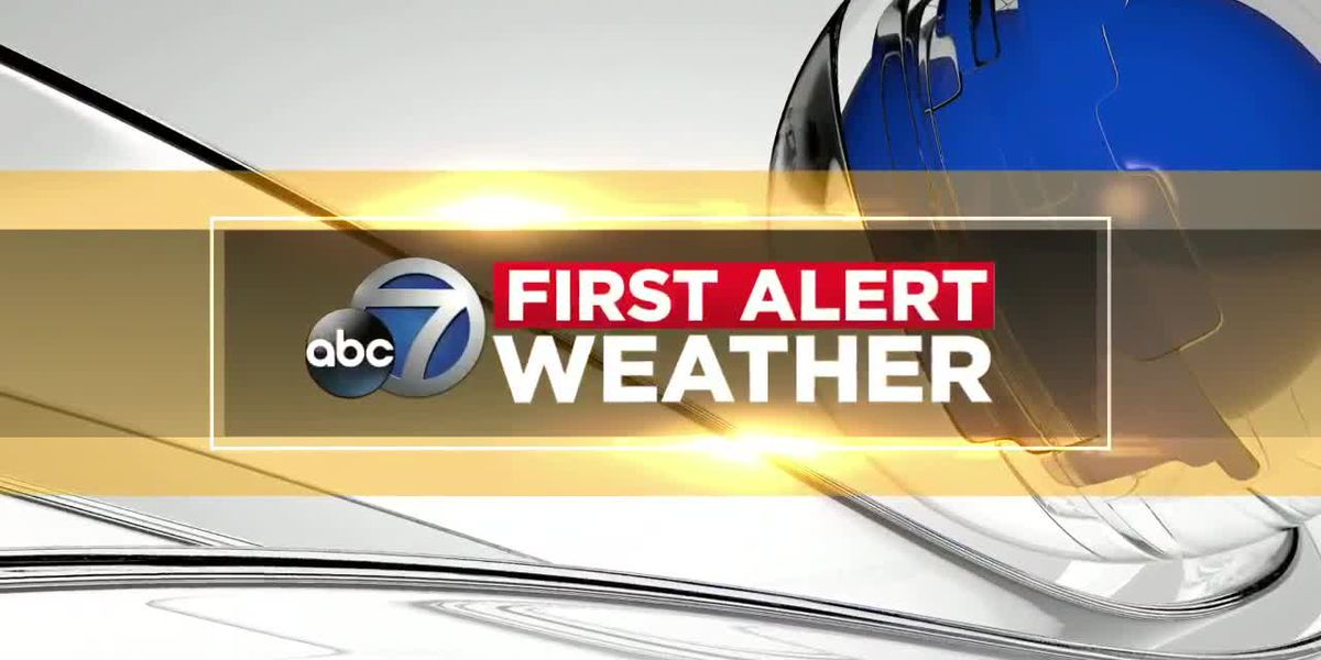 First Alert Weather - 11:00pm August 25, 2019