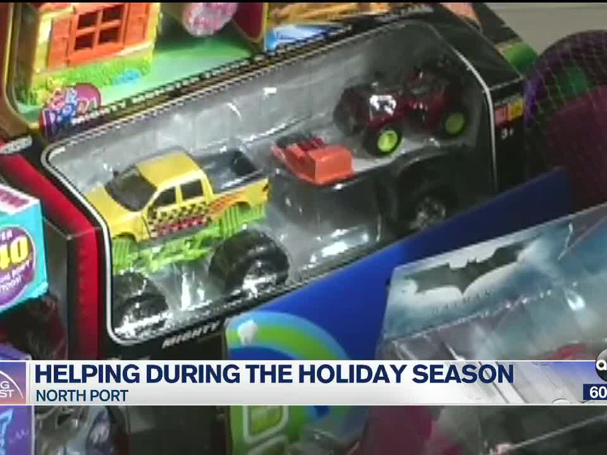 North Port hosting 'Adopt and Shop' program during the holiday season
