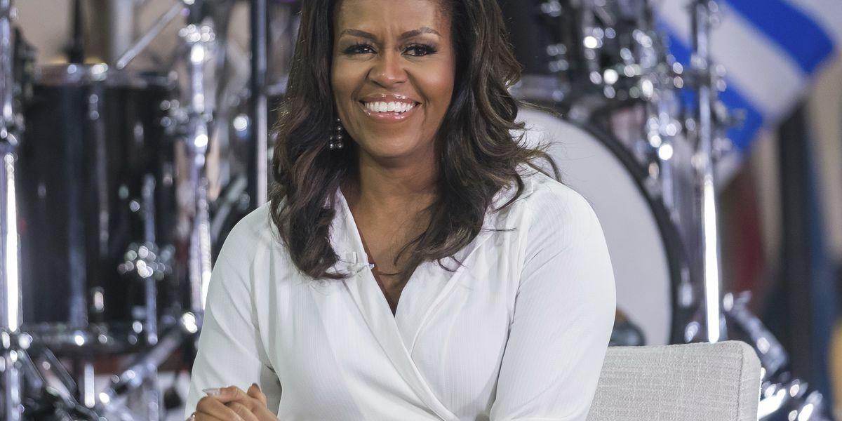 APNewsBreak: Michelle Obama rips Trump in new book