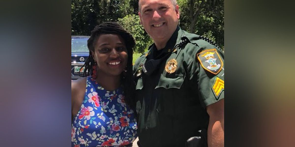 Sarasota County Sheriff Sgt. helped connect woman with father on Thanksgiving