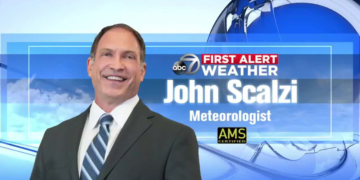 First Alert Weather: Daily thunderstorms are in the work-week forecast for the Suncoast