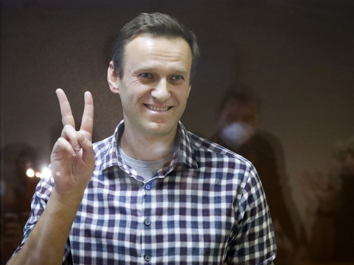 US sets sanctions over Russia opposition leader's poisoning