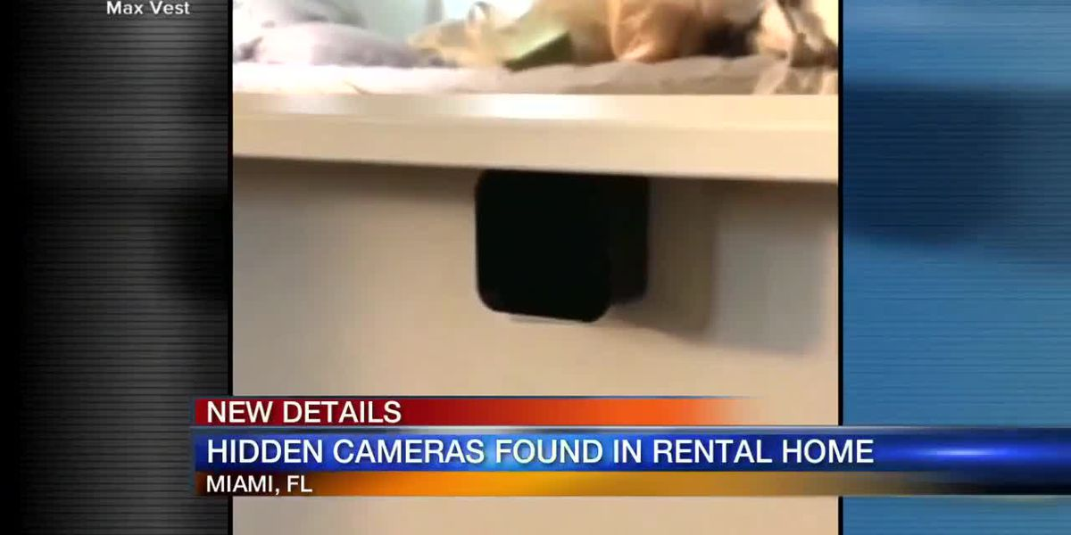 New details on hidden cameras found in Airbnb