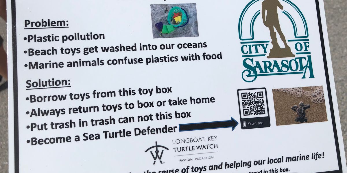 14-year-old creates toy box to keep turtles safe