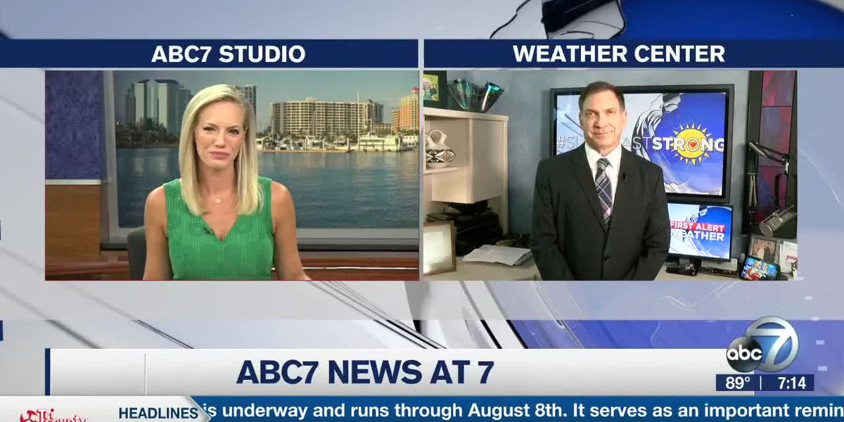 ABC7 News at 7 Roundtable Discussion - August 3, 2020: Part 1