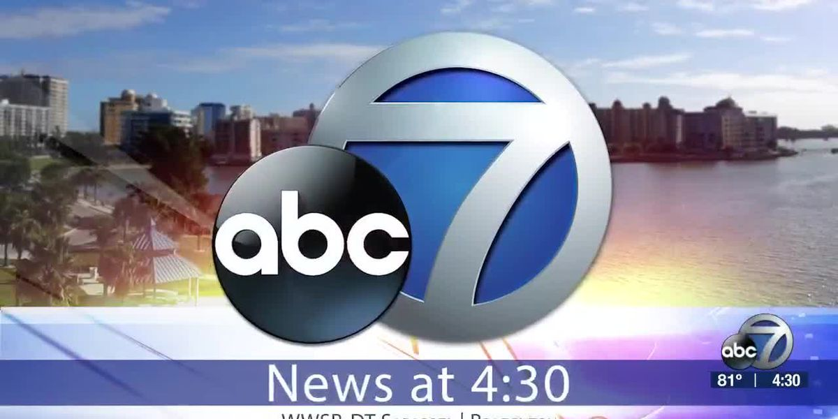 ABC 7 News at 4:30pm - Wednesday April 8, 2020