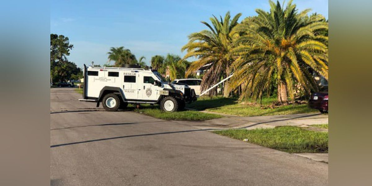 Police conduct drug search at North Port home
