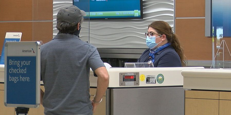 SRQ Airport seeing slight increase in passengers during the month of May