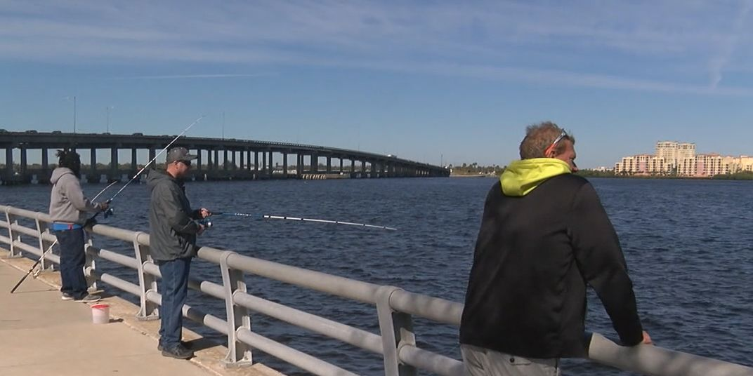 Bradenton City Council members to discuss possible fishing ban along the Bradenton Riverwalk