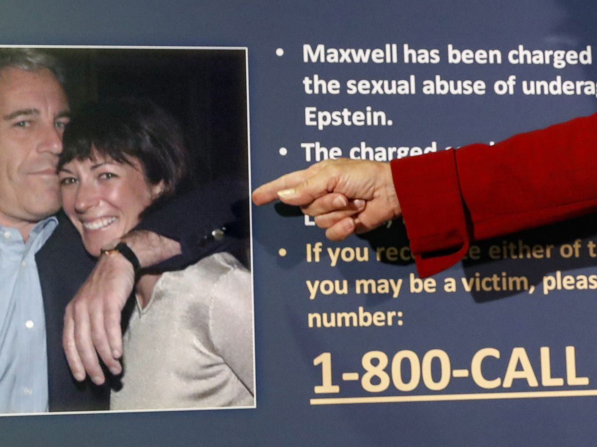 Epstein ex Maxwell denied getting Prince Andrew sex partners
