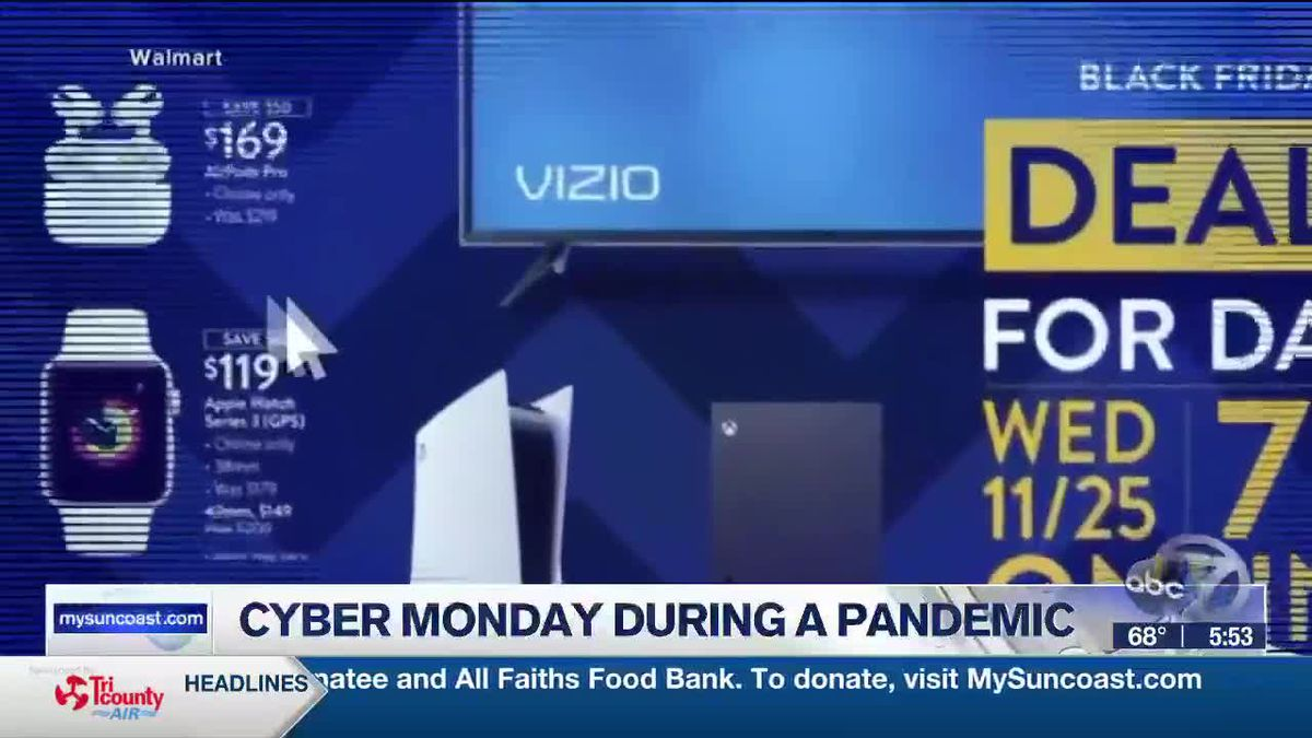 Cyber Monday During the Pandemic