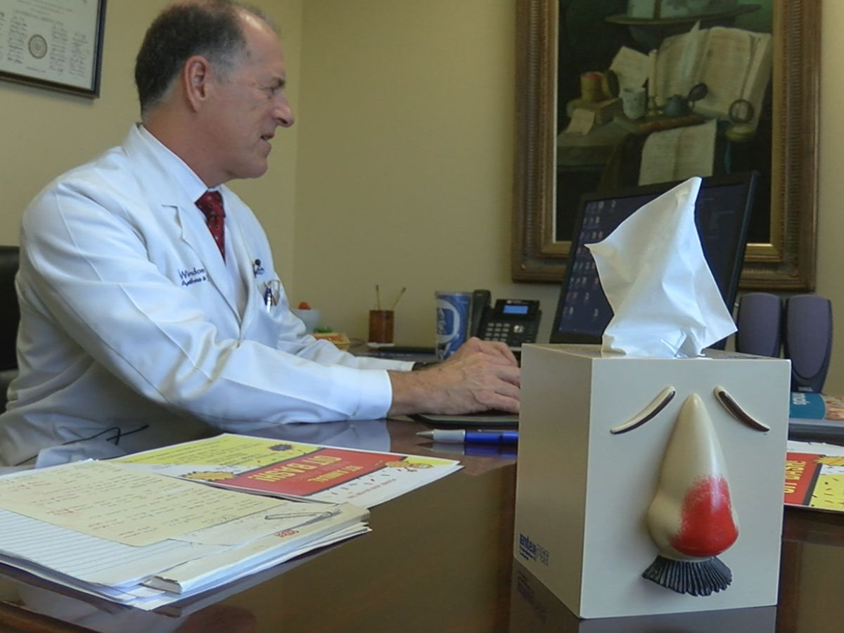 Local allergy doctors educate patients on ways to treat severe food and environmental allergies