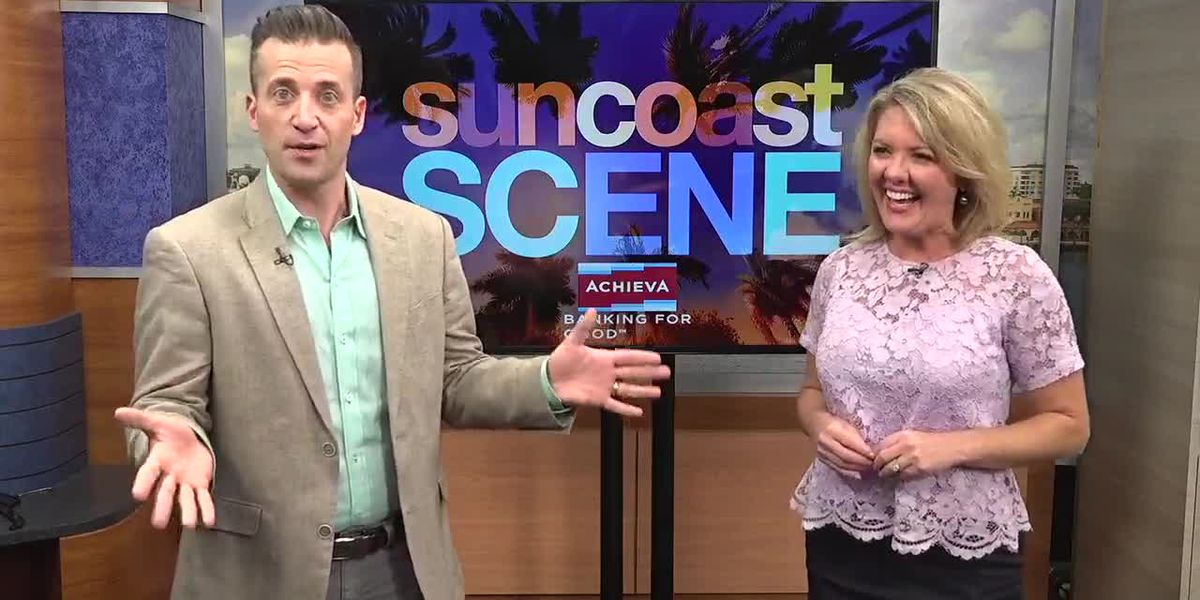 Joey & Stephanie Preview a Weekend to Remember in Suncoast Scene! | Suncoast View