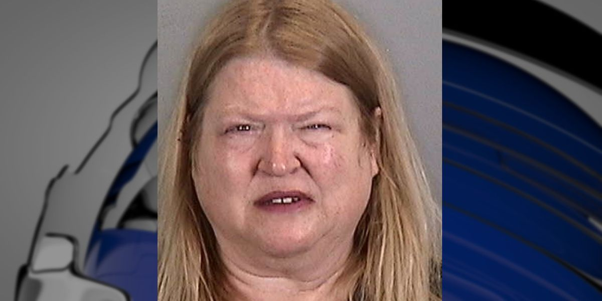 Bradenton woman arrested after allegedly throwing man into fire hydrant