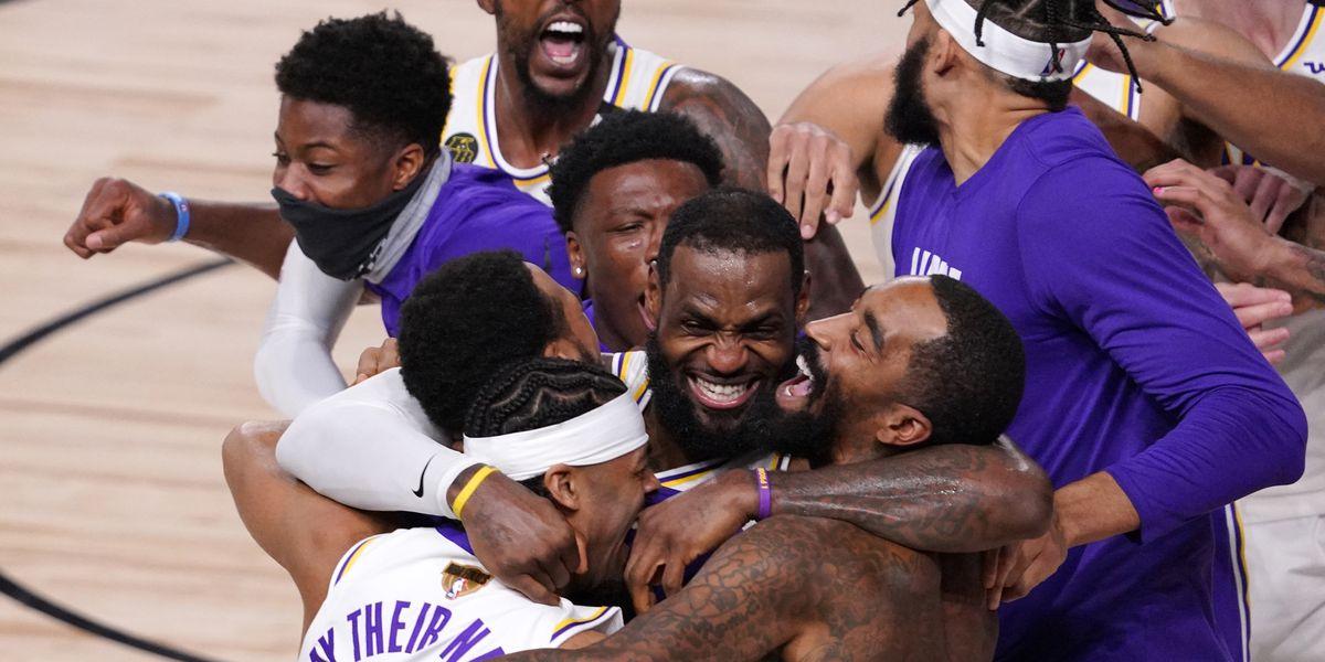 Bubble Kings: Lakers run past Heat for 17th NBA championship