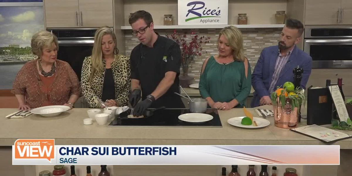Char Sui Butterfish with Chef Brett Wagner   Suncoast View