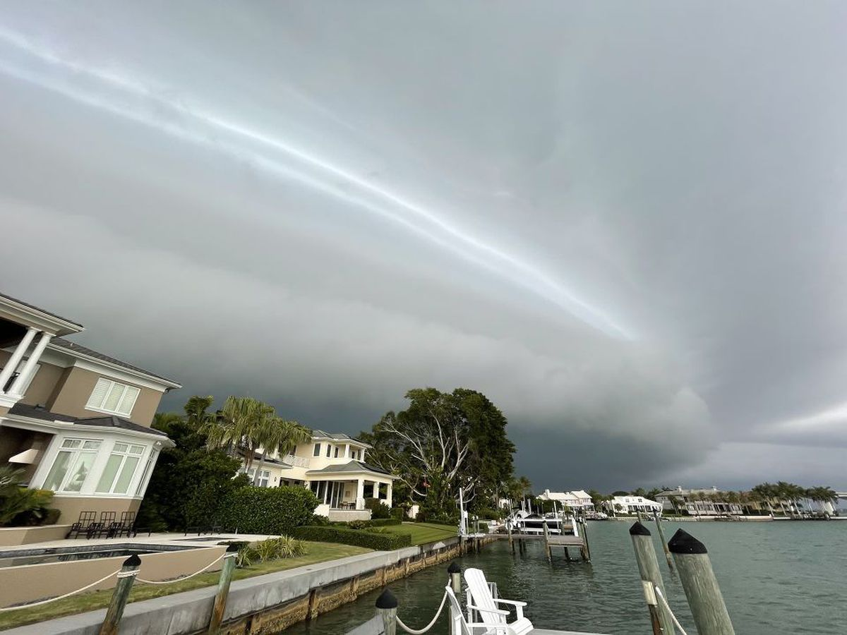 Check this out: Viewers submit pictures of impressive weather