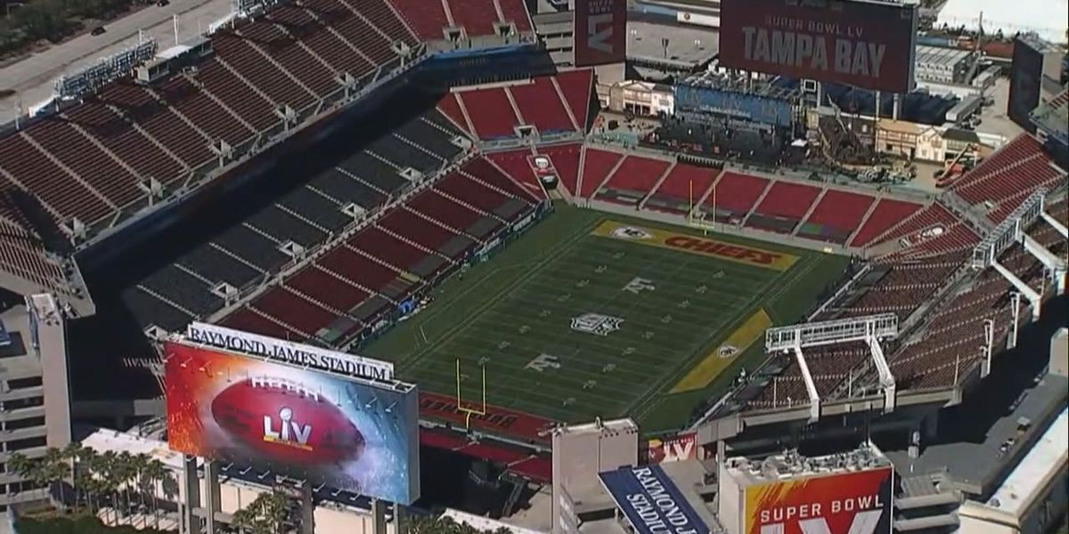 Reminder: FAA releases guidelines ahead of Super Bowl