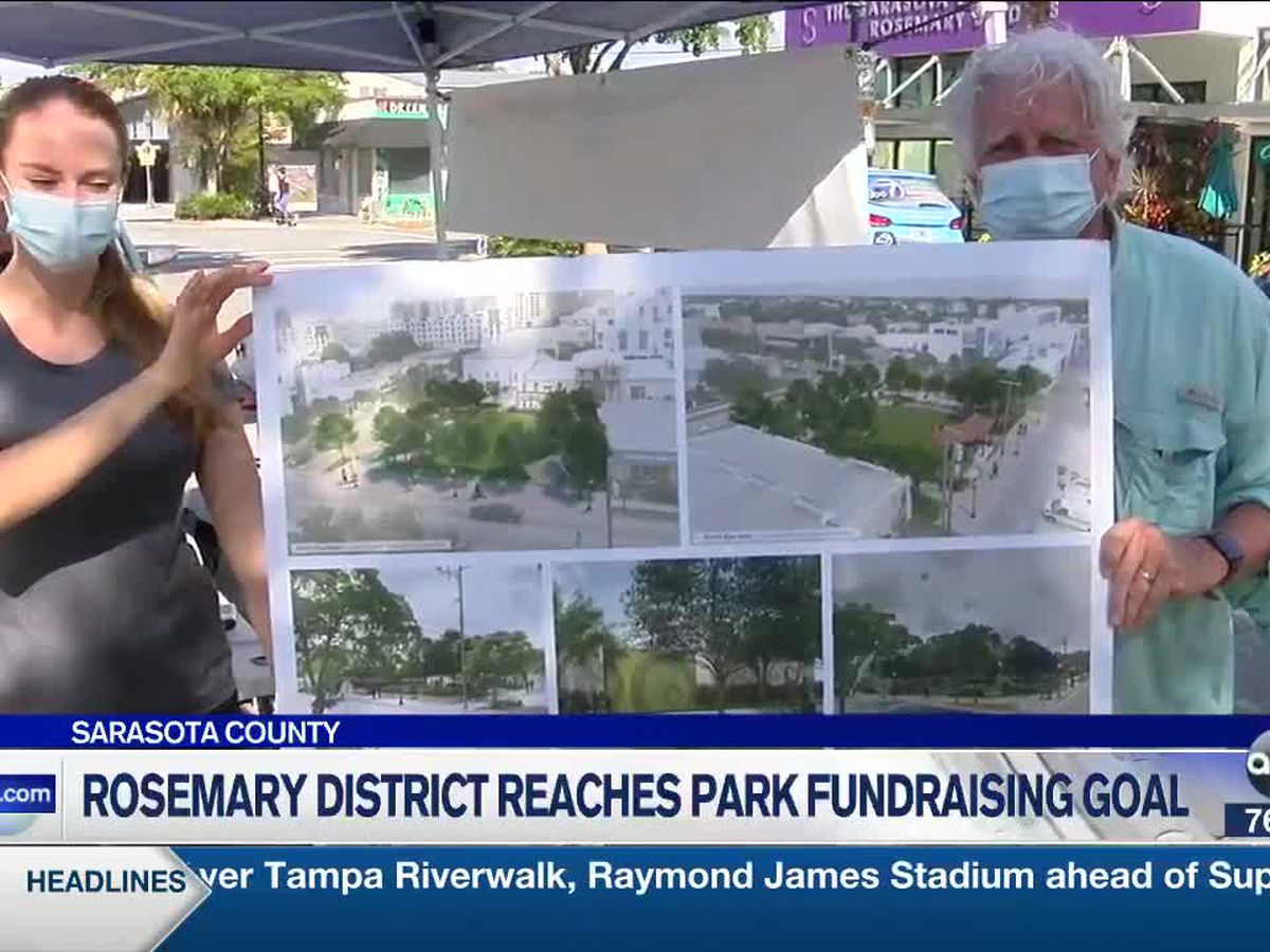 Local Park Goes From Dream To Reality