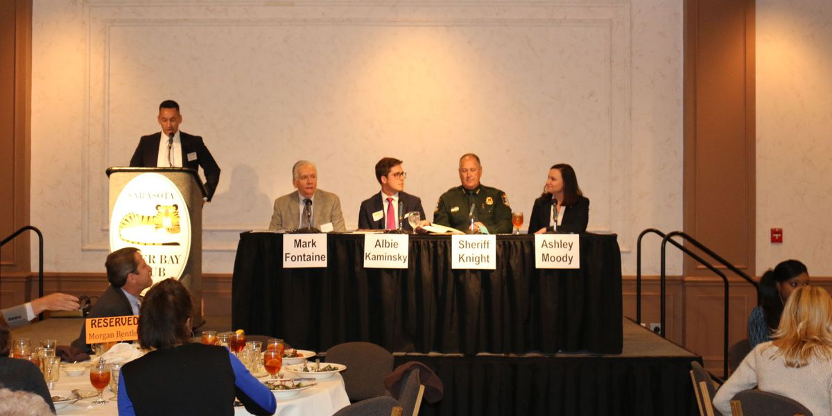 Panels calling for end to human trafficking in the Sunshine State
