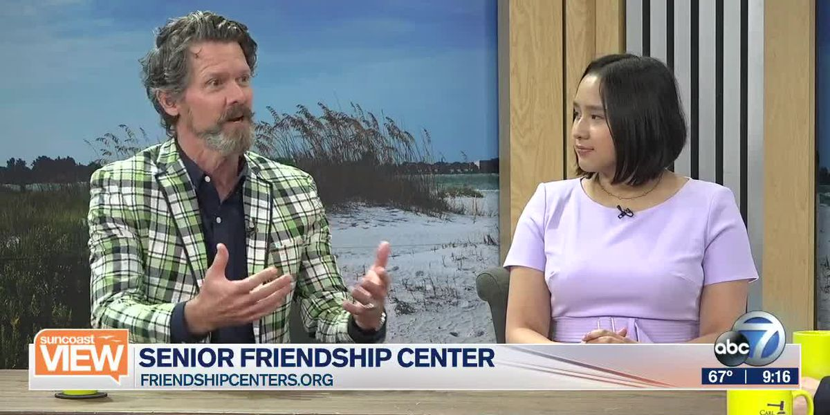 Ringling College Partners with The Senior Friendship Center | Suncoast View