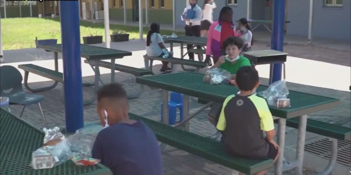 Suncoast School Districts adjusting protocol after nearly 100 students sent home to quarantine in Manatee County