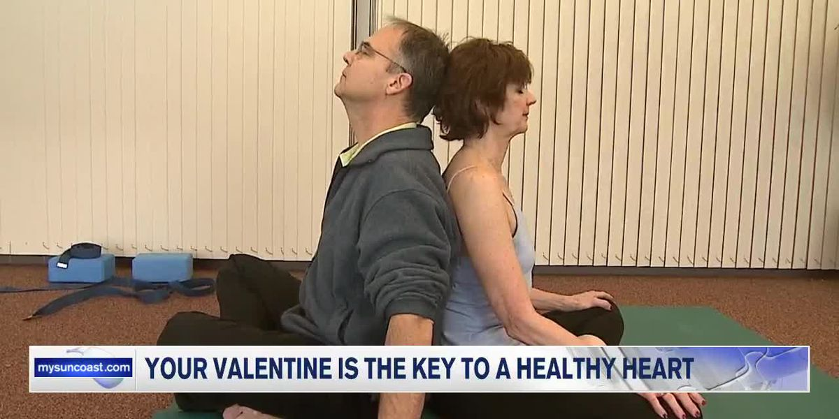 Your Valentine is the Key to a Healthy Heart