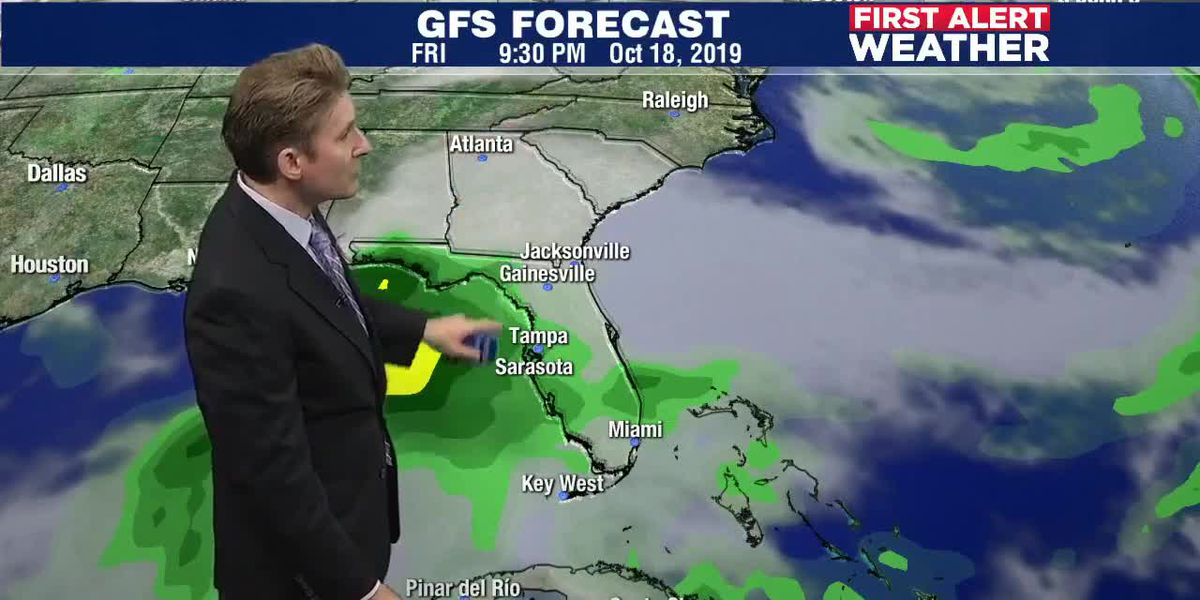 First Alert Weather: Wednesday Morning Forecast